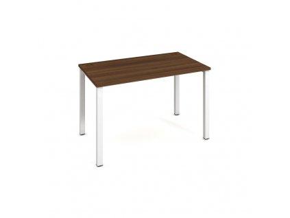 Stůl pracovní rovný 120 cm - Hobis Uni US 1200
