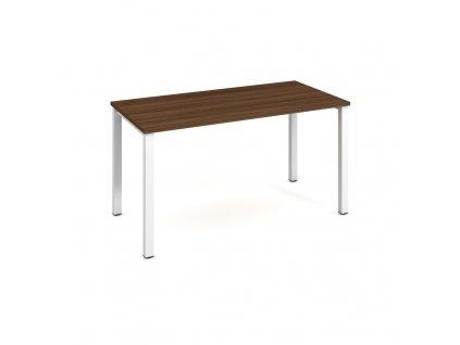 Stůl pracovní rovný 140 cm - Hobis Uni US 1400