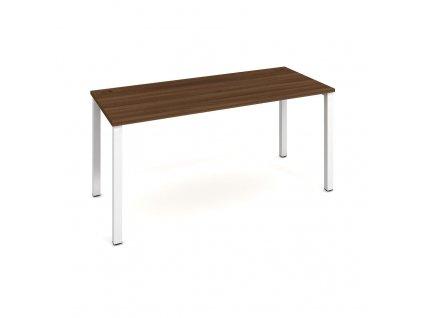 Stůl pracovní rovný 160 cm - Hobis Uni US 1600