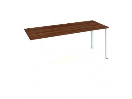 Stůl pracovní řetězící rovný 180 cm - Hobis Uni US 1800 R