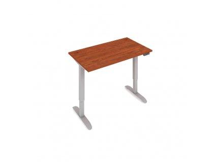 Elektr. nastavitelný stůl 120x80 s pamětí - HOBIS MOTION  MS 2M 1200
