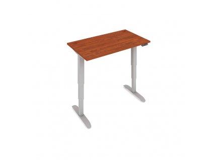 Elektr. nastavitelný stůl 120x80 s pamětí - HOBIS MOTION 3M 1200