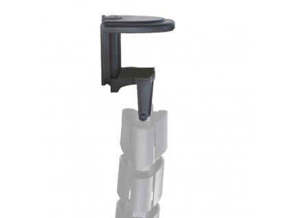 Držák pro kabelový svod (na hranu stolu) - D KOS 501