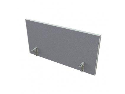 Akustik paraván na hranu stolu 120 cm TPA H 1200 SK 2