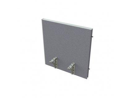 Akustik paraván na hranu stolu 60 cm TPA H 600 SK 1