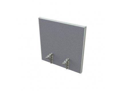 Akustik paraván na hranu stolu 60 cm TPA H 600 SK 2