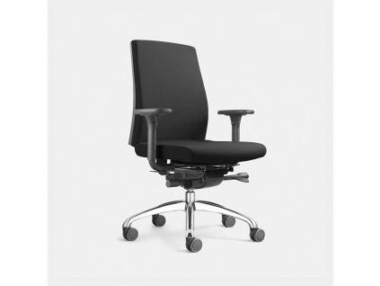 FIGO FG 19. A31 šedá, otočná židle s ERGO TOP