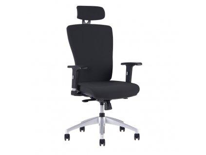 Kancelářská židle HALIA s podhlavníkem