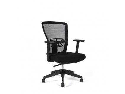 Kancelářská židle THEMIS bez podhlavníku