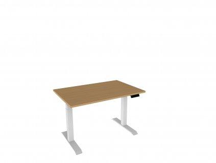 Elektr. nastavitelný stůl 120x80 s pamětí Dynamic XL120