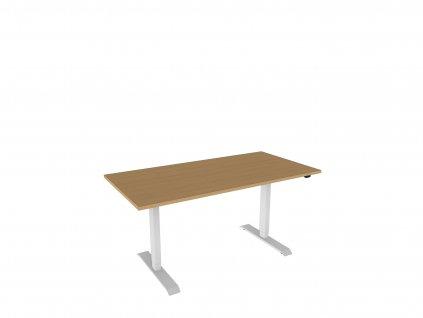 Elektr. nastavitelný stůl 160x80 se zákl. ovladačem Dynamic 160