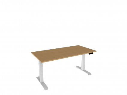 Elektr. nastavitelný stůl 160x80 s pamětí Dynamic XL160