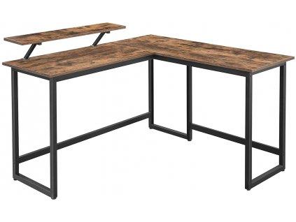 Psací stůl LACK RUST - Vasagle