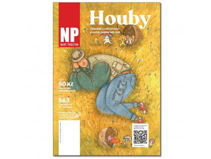 NP 563 - Houby v PDF