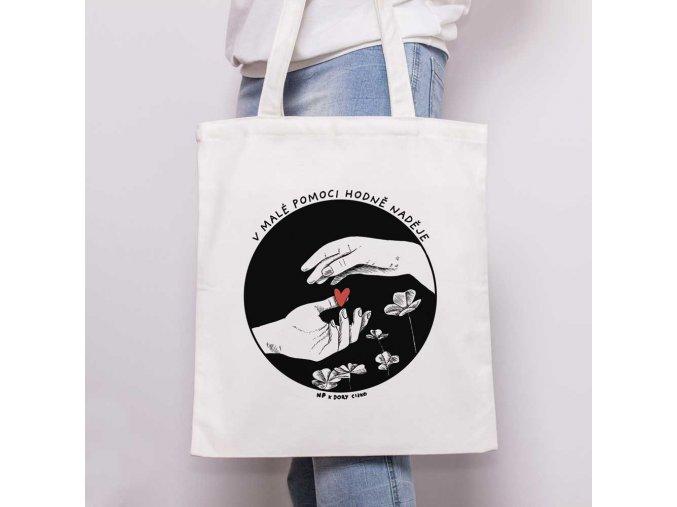 Recyklovaná taška NP