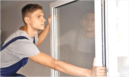 Montáž oken, dveří a vrat