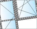 Ostatní hliníkové balkonové dveře