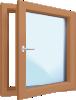 Dřevěná okna - skladová nová, použitá a bazarová