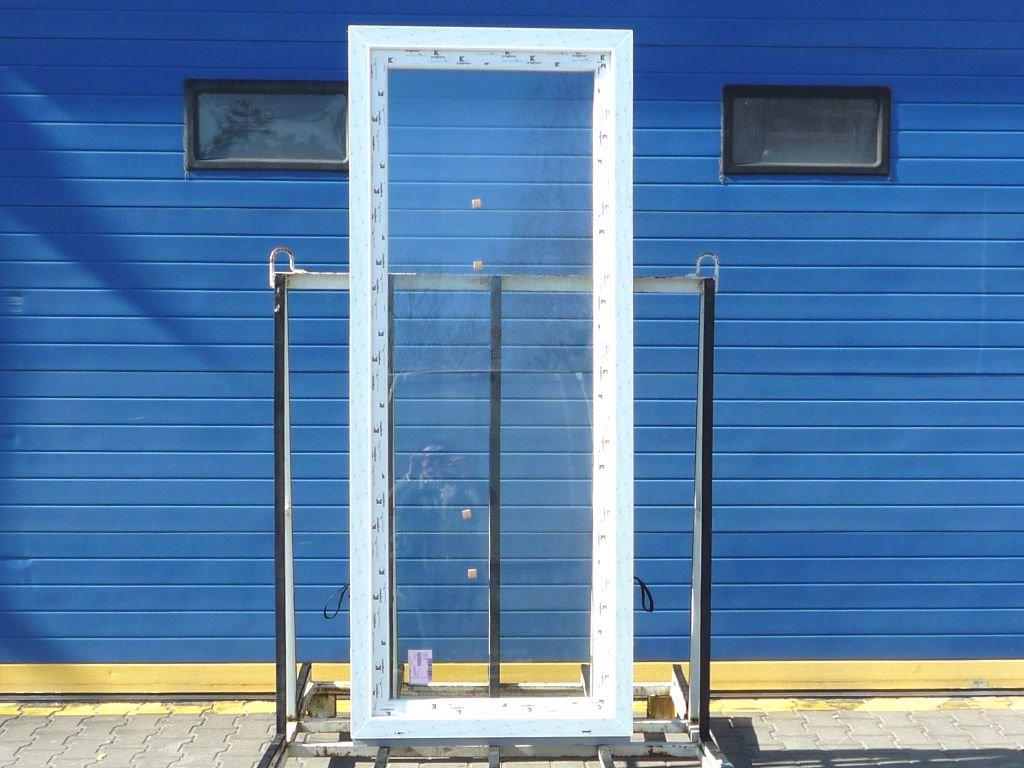 Plastové okno - KNIPPING 70 AD, 1135x2060 mm, O+O/O+OS, bílá  + příslušenství zdarma + montážní materiál zdarma