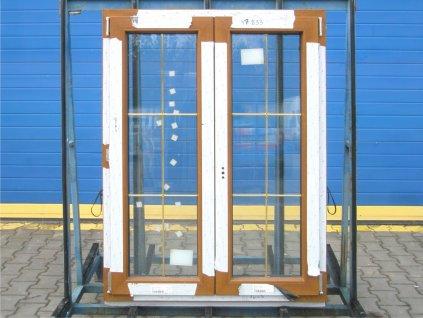 Plastové okno - KNIPPING 70 AD, 1615x1260 mm, FIX, s PVC výplní, bílá  + příslušenství zdarma + montážní materiál zdarma