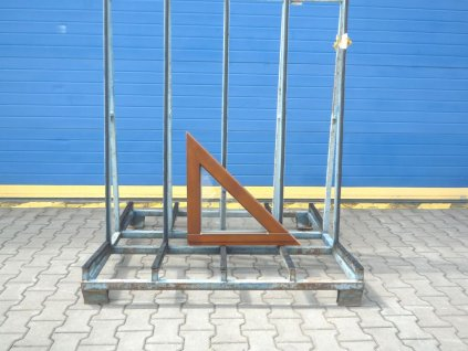 Dřevěné okno ATYP - 660x660x935 mm, FIX, ořech  + příslušenství zdarma + montážní materiál zdarma