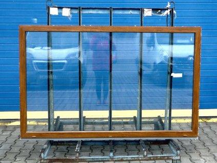 Plastové okno - 990x1200 mm, FIX, bílá  + příslušenství zdarma + montážní materiál zdarma