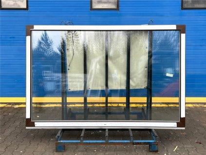 Plastové okno ATYP - KNIPPING 70 AD, 1050x740 mm, FIX, s PVC výplní, bílá  + příslušenství zdarma + montážní materiál zdarma