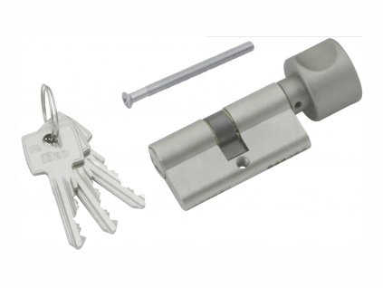 cylindrická vložka ISEO s knoflíkem2