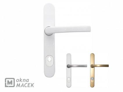 BOPAL klika bezpečnostní 35 mm komplet