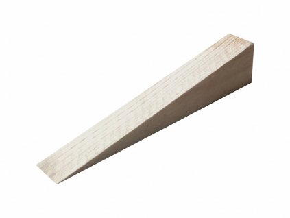 dřevěný montážní klín