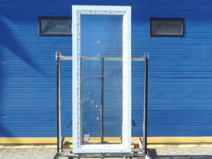 Plastové okno - KNIPPING 70 AD, 1460x1570 mm, O+OS pravé, bílá  + příslušenství zdarma + montážní materiál zdarma