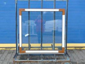 Plastové okno sklopné (ventilační) 1200x600