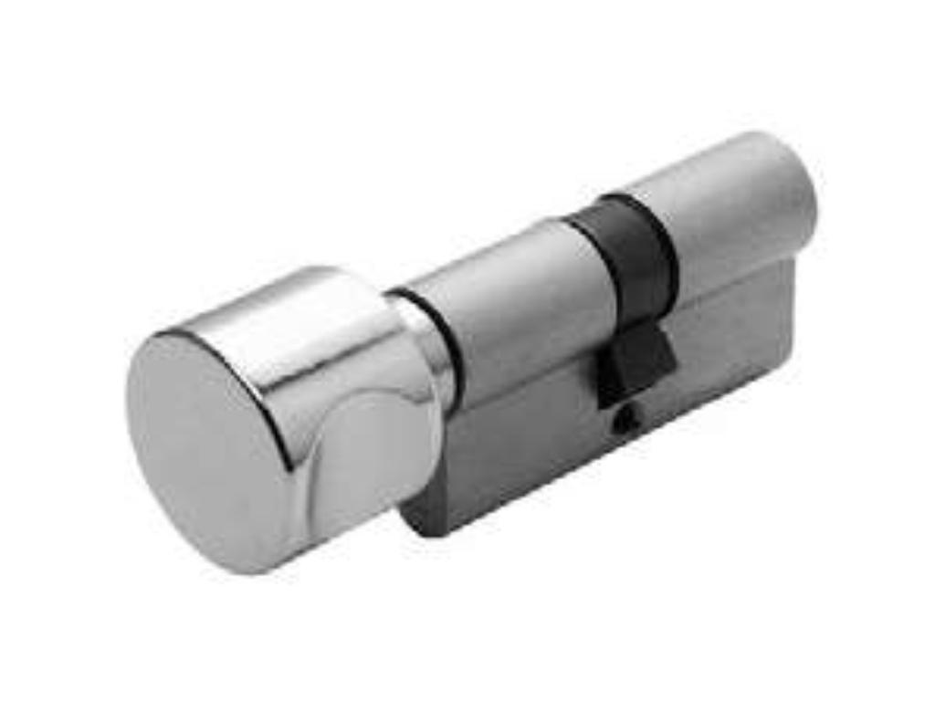Cylindrická vložka - ISEO, s knoflíkem