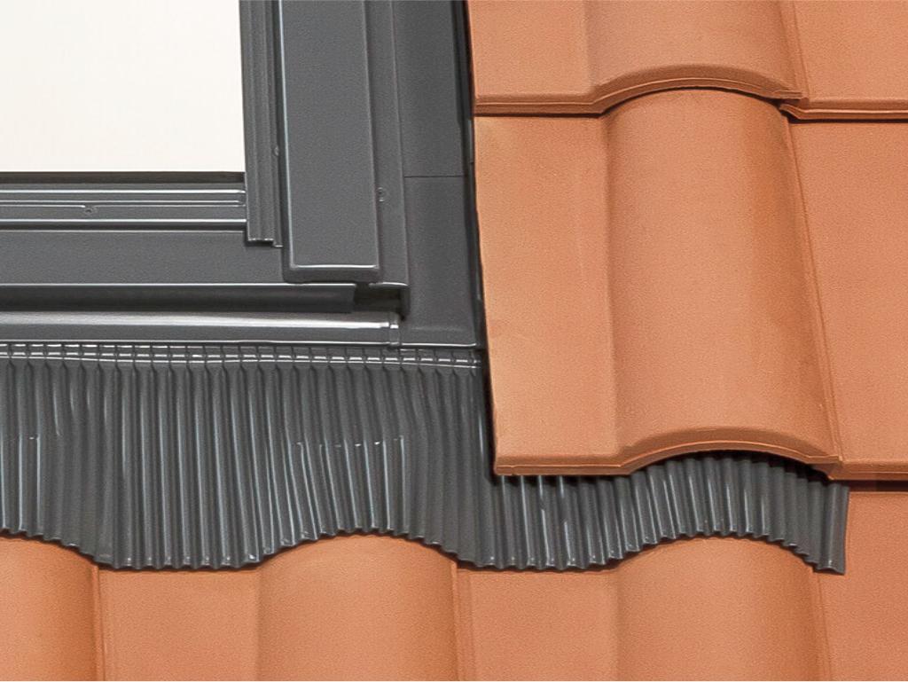 Lemování - pro střešní okno ROOFLITE TFX 55x78 cm