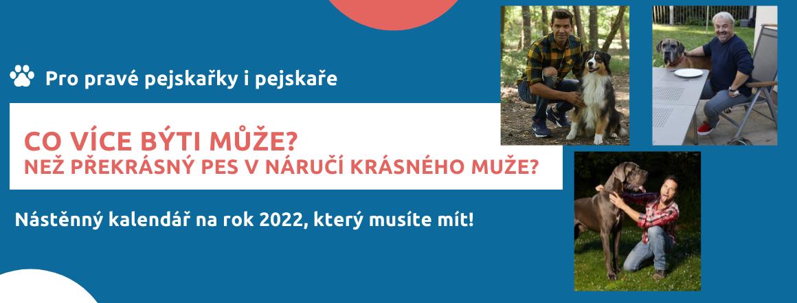 Kalendář Online psí škola - Pes a celebrita
