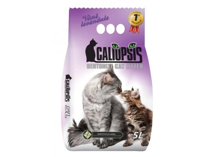 Stelivo CALIOPSIS Levandule 5L