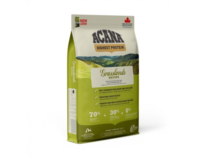 ACANA GRASSLANDS DOG 6 kg REGIONALS