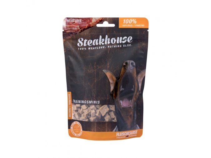 STEAKHOUSE MINIS POULTRY 250g