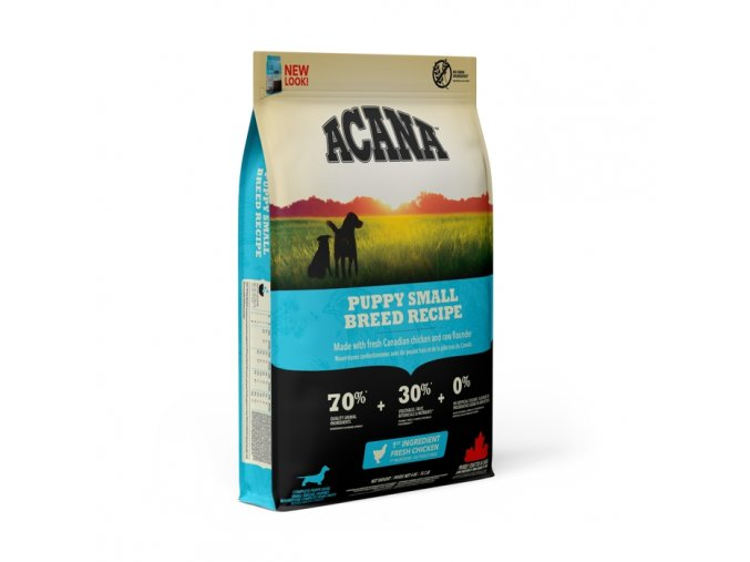 ACANA Puppy Small Breed 6 kg HERITAGE
