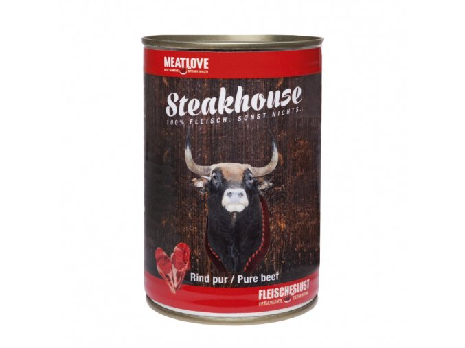 PURE BEEF 400g 100%