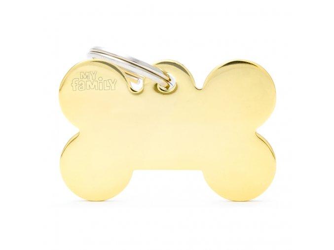BIG BONE GOLDEN BRASS