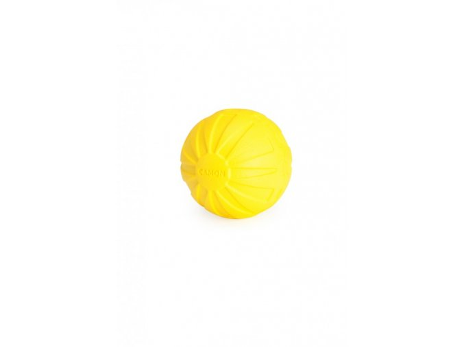 ŽLUTÝ MÍČEK PLOVÁK 9,2 cm