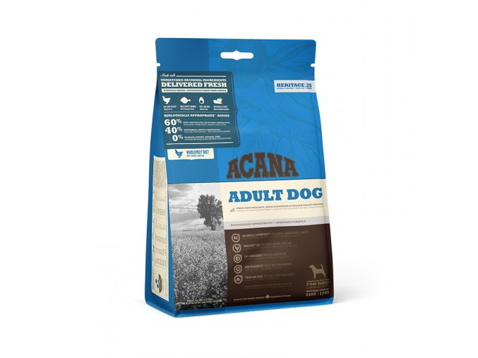 ACANA Adult Dog 340 g HERITAGE