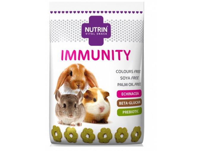 NUTRIN VITAL SNACK - HERBIVOR IMMUNITY 100 g