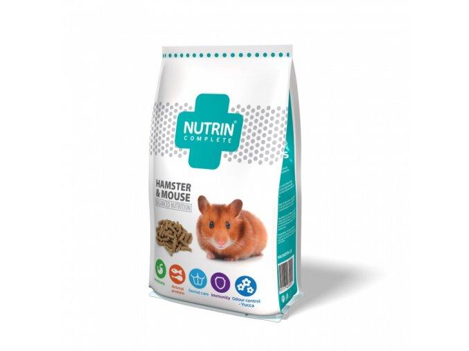 NUTRIN COMPLETE - KŘEČEK A MYŠ 400 g