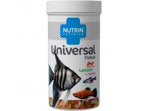 NUTRIN AQUARIUM - UN. FLAKES 50G (250ML)