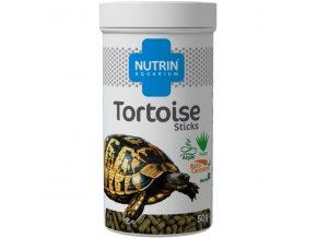 NUTRIN AQUARIUM LINE - TORTOISE STICKS 50g