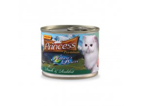 PRINCESS NATURES POWER KACHNA/KRALIK 200G