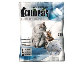 CALIOPSIS - Silica gel cat litter 7.6l