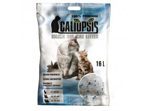 CALIOPSIS - Silica gel cat litter 16l